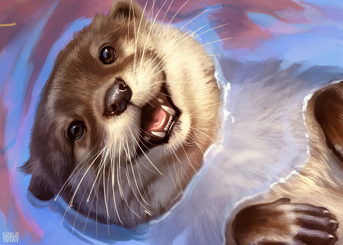 Otters_detail